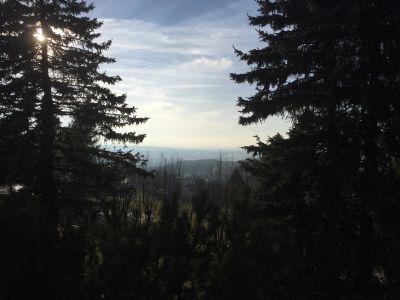 2. Aussicht von Terrasse