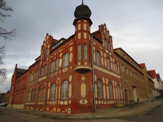 historisches Polizeigebäude