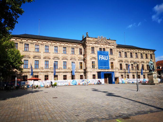 WERTHALTIGE KAPITALANLAGE! WOHN- UND GESCHÄFTSHAUS IN ERLANGEN -CITY