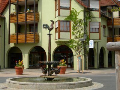 Gästehaus zum Landesteg - Ferienwohnung Nr.6 in Bachstraße 8a