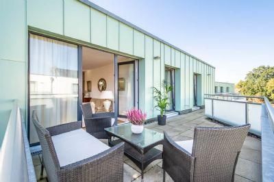Exklusive Penthouse Wohnung Mit Schöner Dachterrasse Zu Verkaufen!