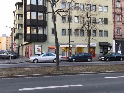Nürnberg Ladenlokale, Ladenflächen