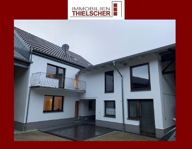 Kernsanierter Vierkanter mit Innenhof und
