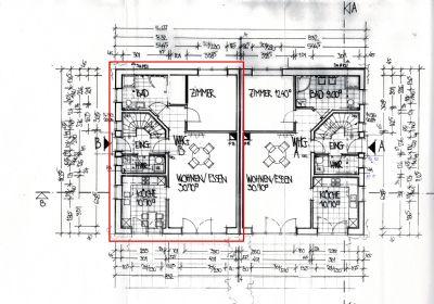 moderne doppelhaush lft kfw 70 in stade ohne provision auch als kapitalanlage doppelhaush lfte. Black Bedroom Furniture Sets. Home Design Ideas