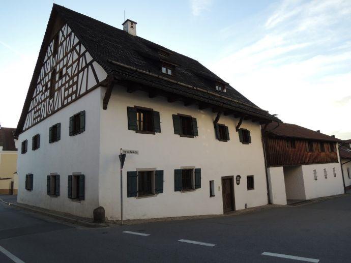 Historisches Haus in Chammünster für