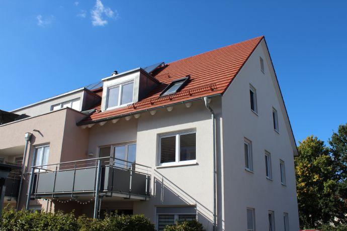 3-Zimmer-Whg mit großem Südbalkon in ruhiger Nordstadtlage