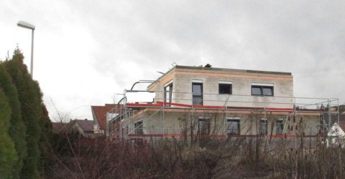 Neubau von zwei Doppelhaushälften in Bad Kissingen, Stadtteil - Rechte DHH 335.000,- EUR, linke DHH 345.000,- EUR