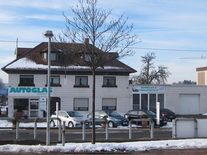 Wohn- und Geschäftshaus - Mehrgenerationenhaus oder Anlageobjekt mit zusätzlichem Bauplatz
