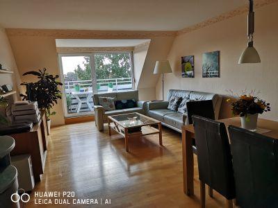 Maisonette Wohnung über den Dächern von Bremen !  OHNE MAKLER
