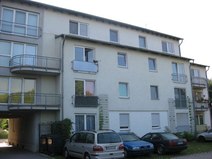 Ruhiges Wohnen und dennoch zentral in Strausberg 1,5 Zimmer