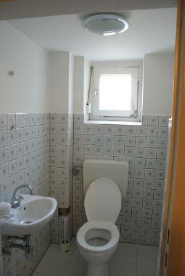 WC, Souterrain