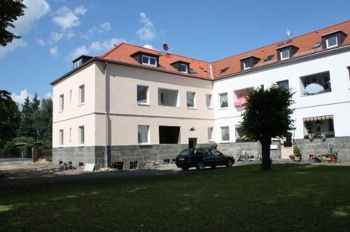 helle 2-Raumwhg m. Loggia und Blick ins Grüne