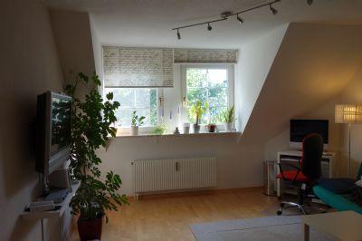 Arbeitszimmer/Gästezimmer mit Blick ins Grüne