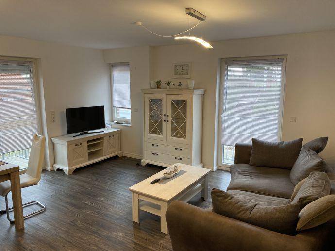 Wohnung / Ferienwohnung - Nordseeküste - Caroliniensiel mobiliert