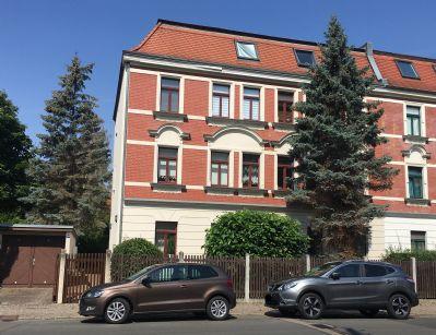 Sichere Kapitalanlage ! Provisionsfrei ! Guter Grundriss ! Schöne, ruhige 3-Raum-Eigentumswohnung mit Balkon in Leipzig zu verkaufen !