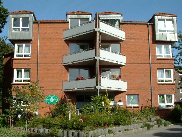 Aktuell FREI - Eine 2 Zr.Seniorenservicewohnungen mit 24 Stunden-Service in der Residenz Apfelhof