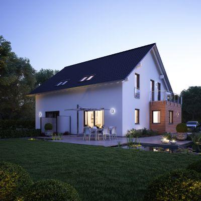 Traumhaftes Doppelhaus in Top Lage von Goppeln.