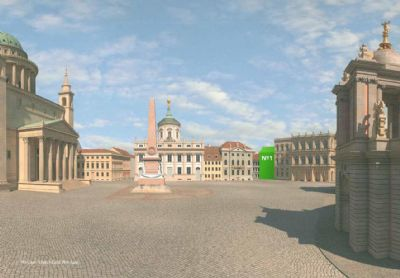 Blick vom Alten Markt