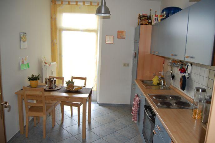 Praktische 2-Zimmer-Wohnung in Saalfeld, Südstadt Wohnung Saalfeld ...