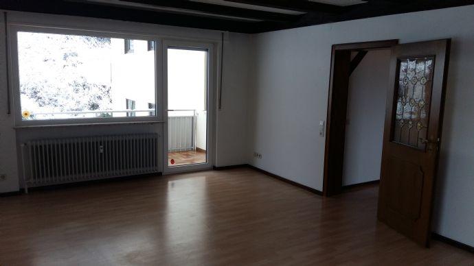 3-Zi.-Wohnung im 2. Obergeschoss, 81 m²
