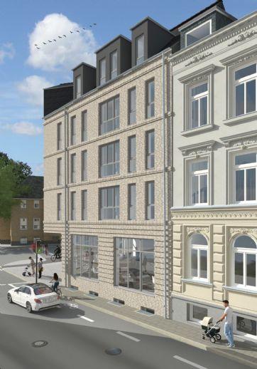 Das KöRing -Haus - Wohnen in Kiels City ETW 1