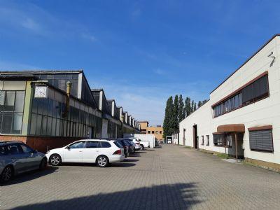 Essen Industrieflächen, Lagerflächen, Produktionshalle, Serviceflächen