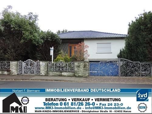 1-Familienhaus in ruhiger Anliegerstraße