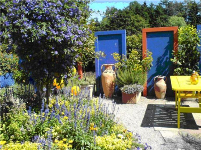 die Alternative zum Haus mit Garten: Eigentumsgärten mit Laubenbaurecht, Wasser- und Stromanschluß