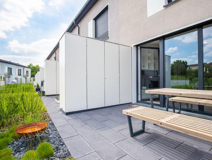 Eckhaus 145m² Familienglück ***schlüsselfertig***, inkl. Stellplatz, Grundstück und Erschließung
