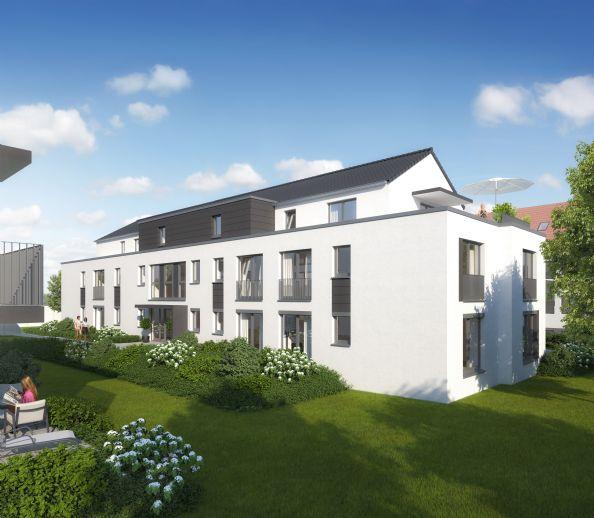 Wohnen mit Klasse in Laatzen-Rethen - moderne 3-Zimmer-Wohnung mit Loggia!