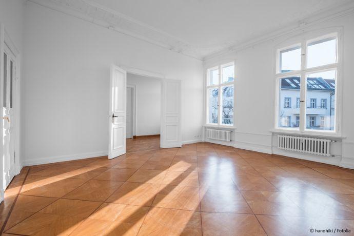 3-Zimmer-Wohnung mit Tiefgaragenplatz