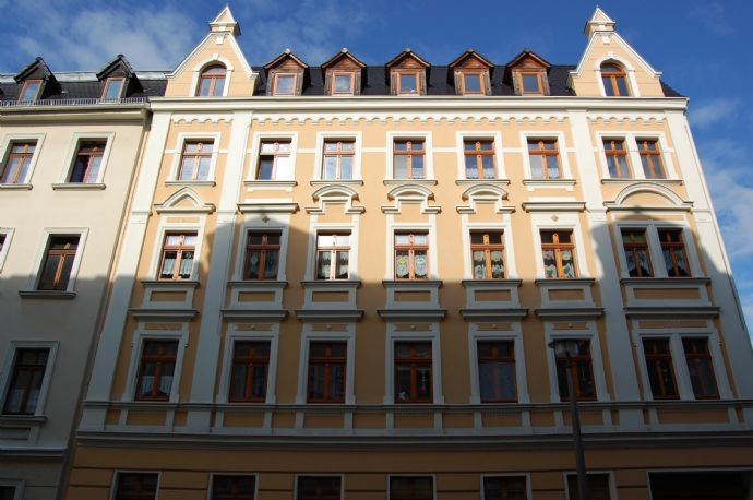 Schöne, gemütliche 1-Raum-Wohnung im Erdgeschoss in Görlitz