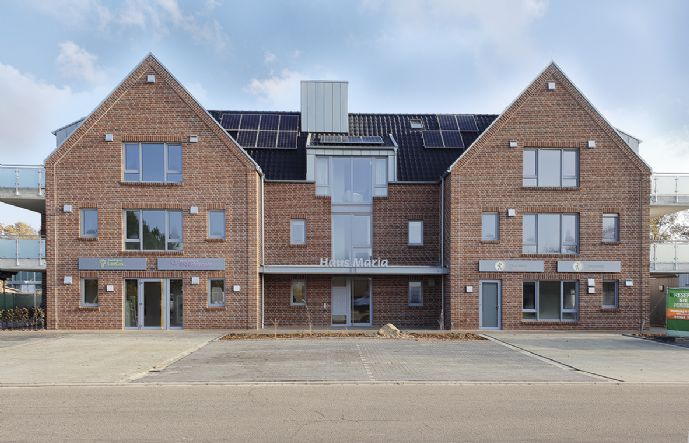 Betreutes Wohnen im Alter / Seniorenwohnungen / Haus Maria Dörpen