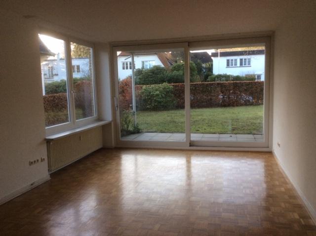Blankenese-100 m² - 3-Zi-Whg., Parterre
