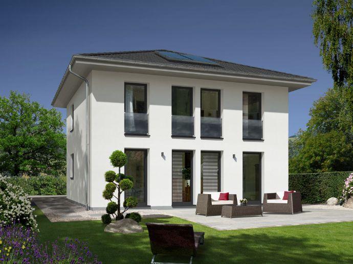 Moderne STADTVILLA; zeitlos schöne Architektur und viel Platz in IHREM neuen EIGENHEIM