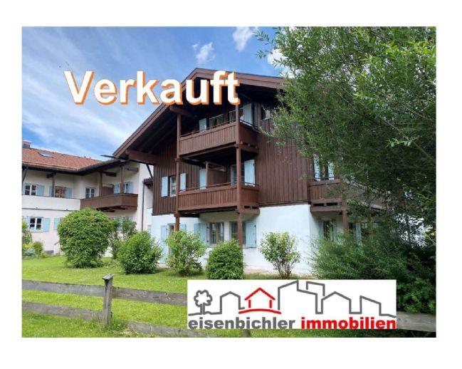 Kleine gemütliche Maisonettewohnung, ca. 68m² WFL, zwei Balkone, Keller, Stellplatz am Haus!
