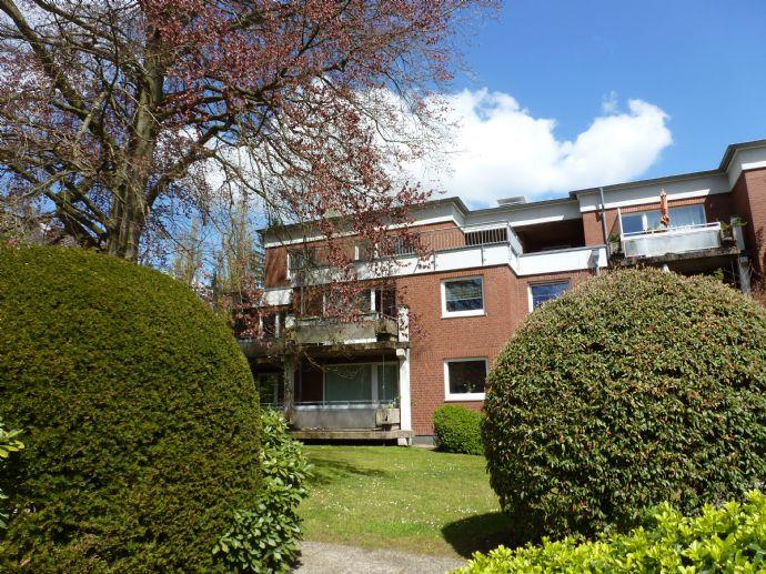 Blankenese -3-Zi.-Wohnung mit Dachterrasse -Nähe Hirschpark und Elbe