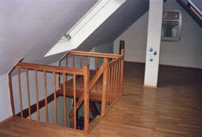 DG - ELW - Galerieraum mit Treppenaufgang