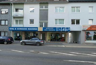 Remscheid Ladenlokale, Ladenflächen