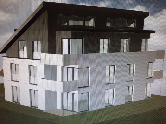 Donaueschingen, 3,5-Zimmer-Wohnung mit Balkon, Erstbezug