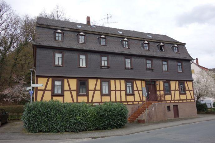 Kleines gemütliches Fachwerkhaus in Schotten - Betzenrod