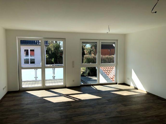 NEUBAU in Vorsfelde - Helle 3 Zimmerwohnung über 2 Etagen
