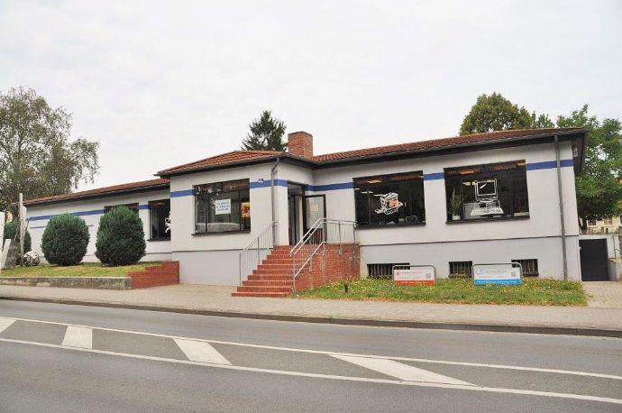 Geschäftshaus in Wolgast