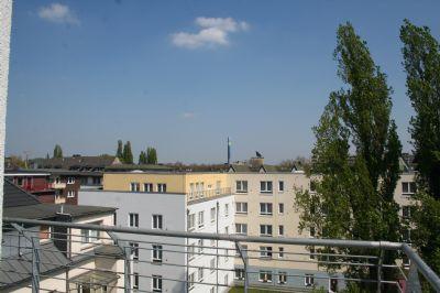 über den Dächern von Oberhausen....