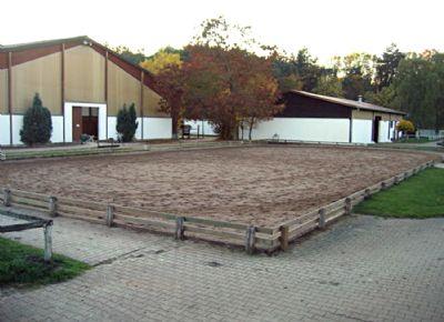Dressurviereck (20 x 40m)
