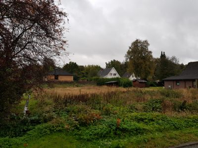 Projektiertes Baugrundstück in ruhiger Lage von Niendorf