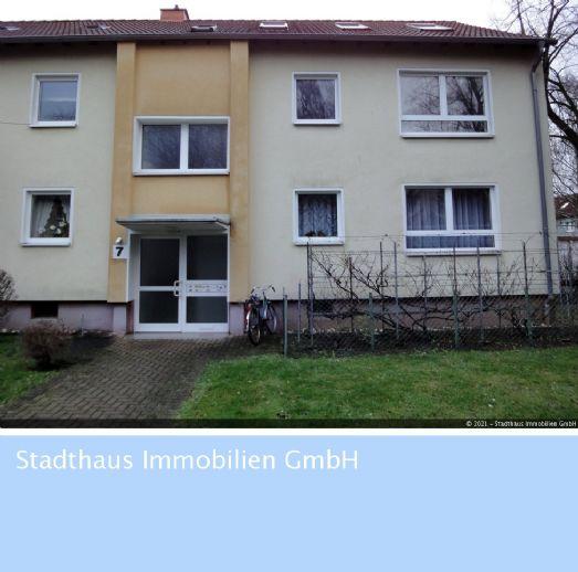Dortmund-Brackel: Vermietete Erdgeschosswohnung nur für Kapitalanleger!