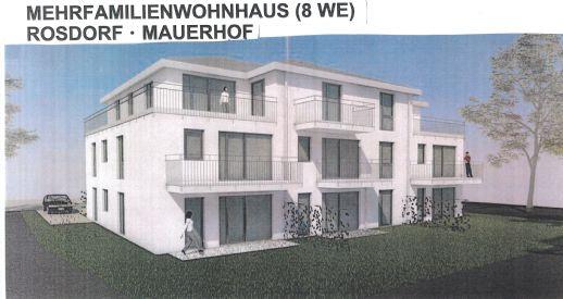 Großzügiges Wohnen mit guter Ausstattung- 3 Zi. in Rosdorf