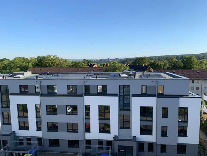Neubau von privat - 3-Zimmer-Wohnung mit Balkon und EBK in Wiesbaden Dotzheim!