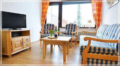Ferienwohnungen Alpenland - Wohnung